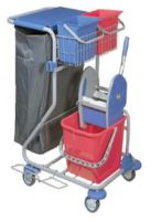 KLENCO Mopping Equipment & Janitorial Cart Top-Reel janitorial cart