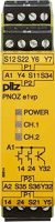 PILZ SAFETY RELAY PNOZ e1vp 300/24VDC 1so 1so t